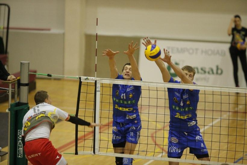 GALERII | Selver tuli liidrite duellis välja 0:2 kaotusseisust ja alistas Pärnu