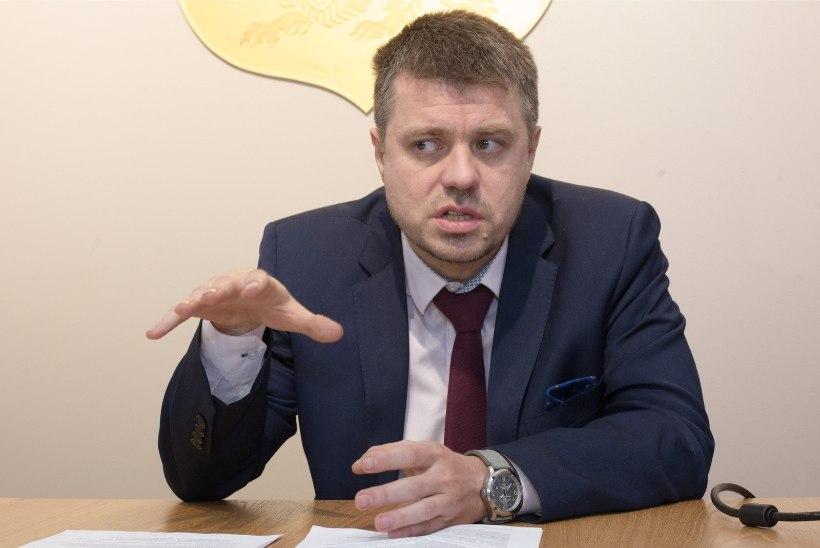 Justiitsminister Reinsalu: laevakaitsjatele võib olla parim lahendus nende toomine Eesti vanglasse