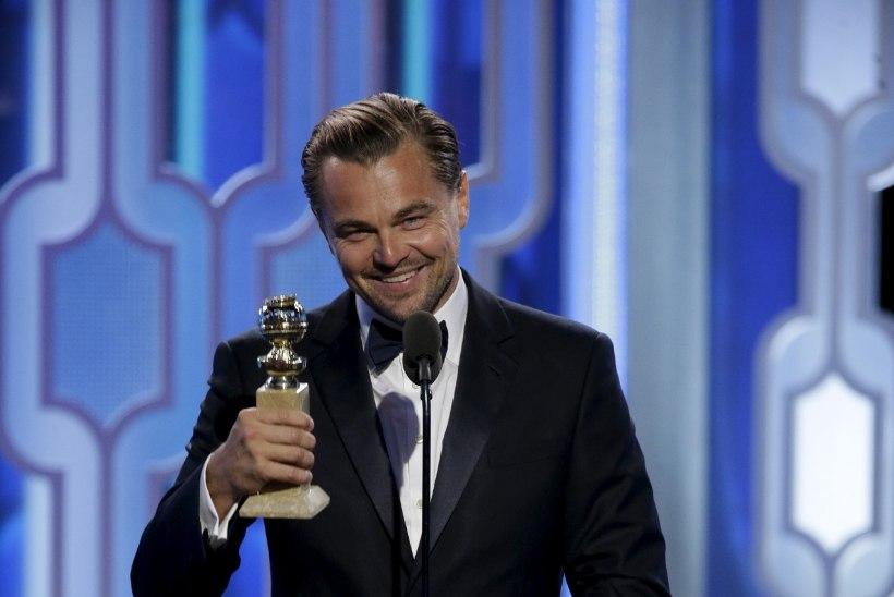 Kas kolmas Kuldgloobus toob DiCapriole viimaks Oscari?