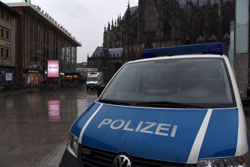 SAKSA AMETIVÕIMUD: Kölni massiahistajad olid valdavalt migrandid