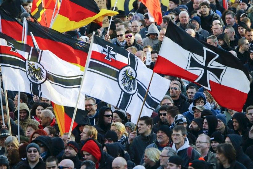Olukord Kölnis pingestub: araablastele on alanud tõeline inimjaht