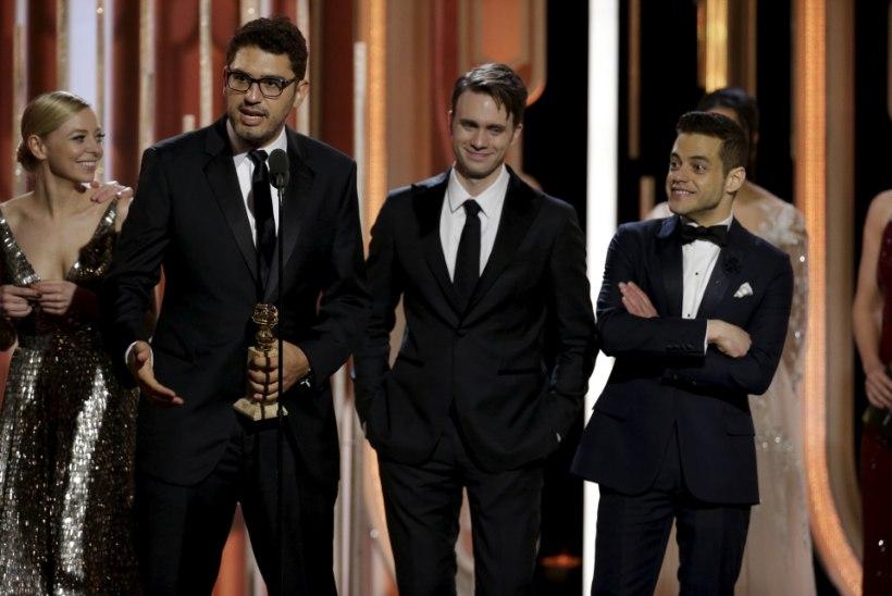 Vaata, kes võitsid Kuldgloobused sarjade kategoorias!