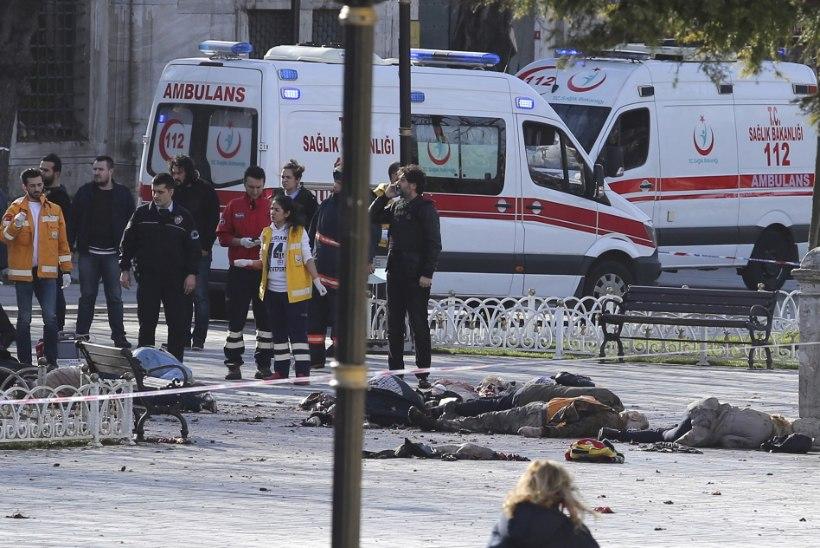 Veresaun Istanbuli südames