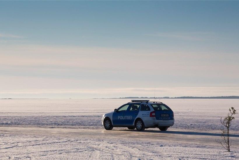 Haapsalu-Noarootsi jäätee on tänasest avatud