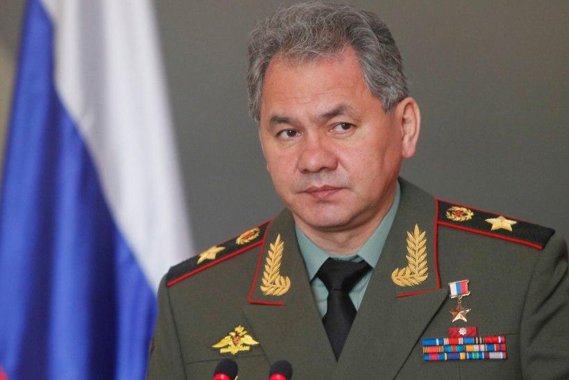 Venemaa relvastub kurjakuulutavalt