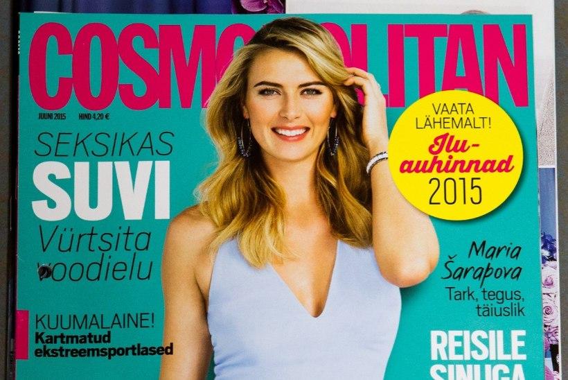 Ajakiri Cosmopolitan lõpetab Eestis ilmumise
