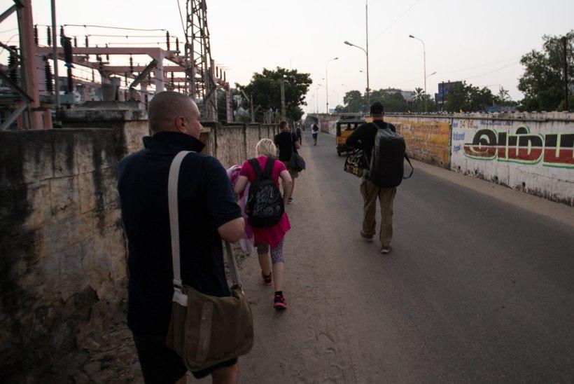 ÕHTULEHT INDIAS | Mis saab laevakaitsjatest maha jäänud isiklikest asjadest?