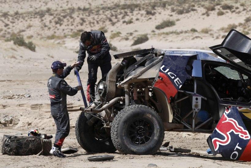GALERII | Dakari düünid neelasid ka suure Loebi