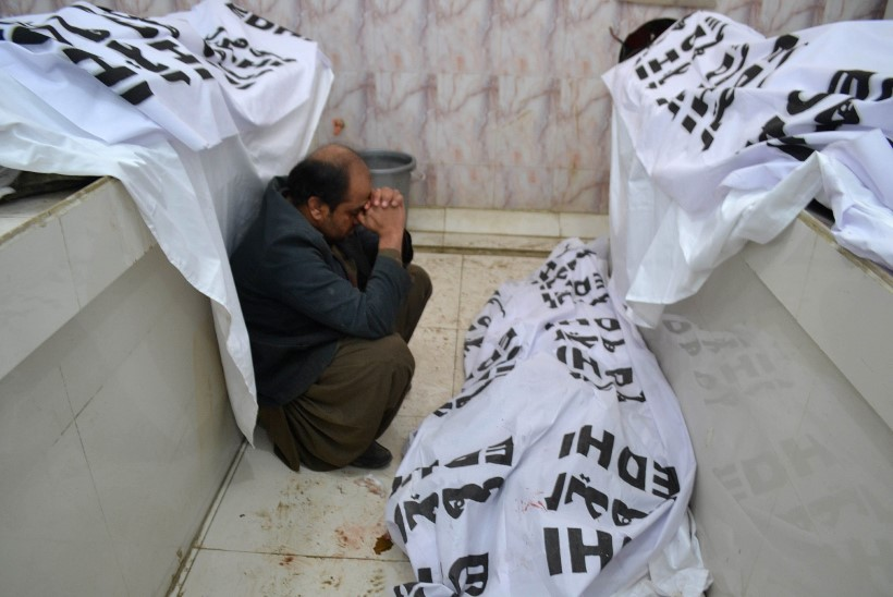 Pakistani islamistid: vaktsineerimine on lääneriikide salaplaan muuta me lapsed viljatuiks