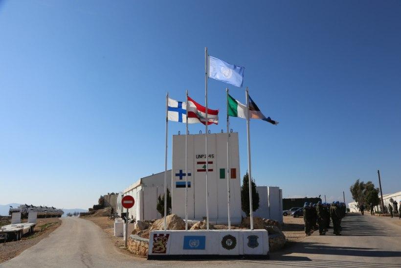 Kaitseminister külastab Liibanonis teenivaid rahuvalvajaid