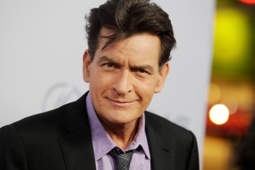 HIV-positiivne Charlie Sheen lõpetas ravimite võtmise