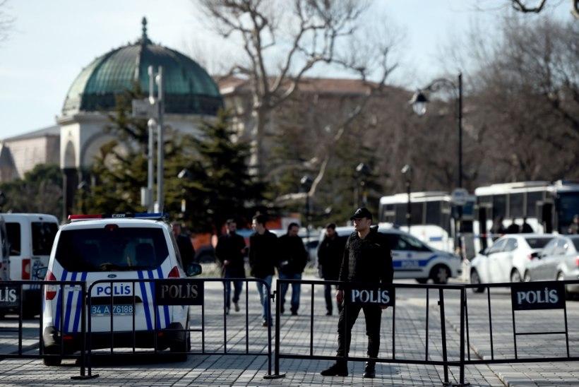 Türgi politsei püüdis islamiste, kinni peeti ka kolm Venemaa kodanikku