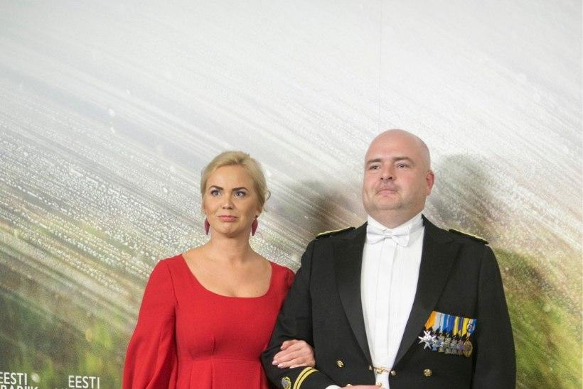 Andres Anvelt | Presidendi vastuvõtuks panen rinda erinevad medalid