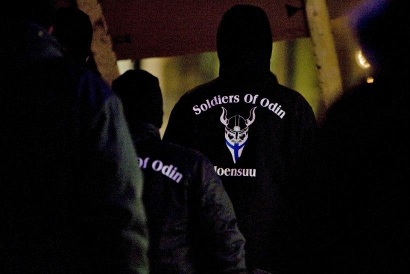 Odini sõdurite tegevus teeb Soome võime murelikuks