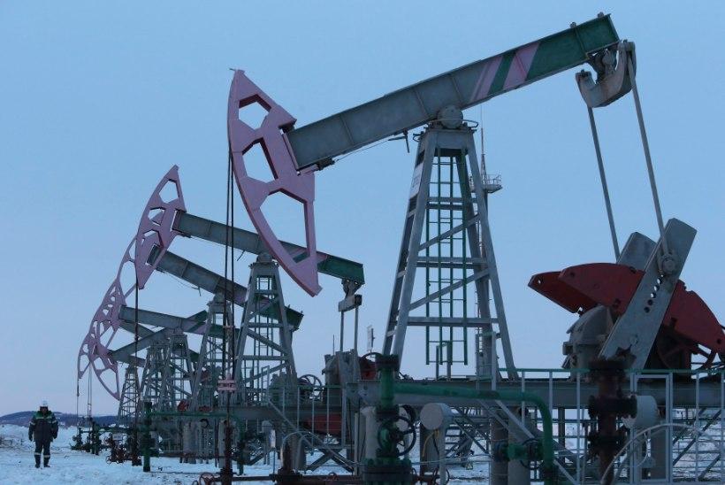 USKUMATU PROGNOOS: toornafta hind võib langeda alla nulli