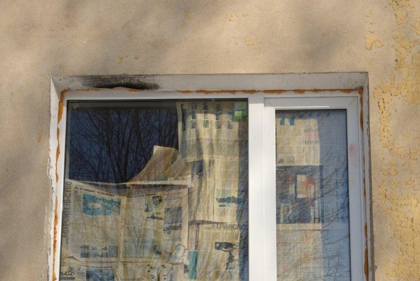 Mõne majaelaniku küttevõla tõttu külmetavad Kohtla-Järvel kaks majatäit inimesi