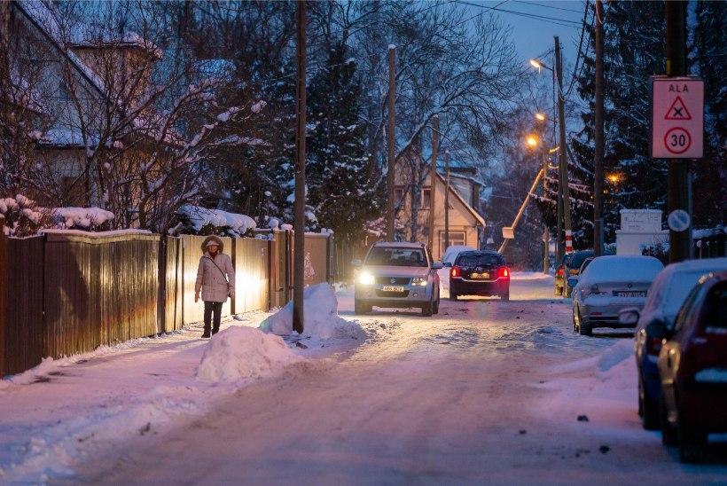 Täna õhtul jäävad Tallinnas ajutiselt soojata 50 hoonet