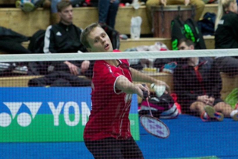 GALERII   Raul Must ja Kati Tolmoff jõudsid kodusel turniiril veerandfinaali