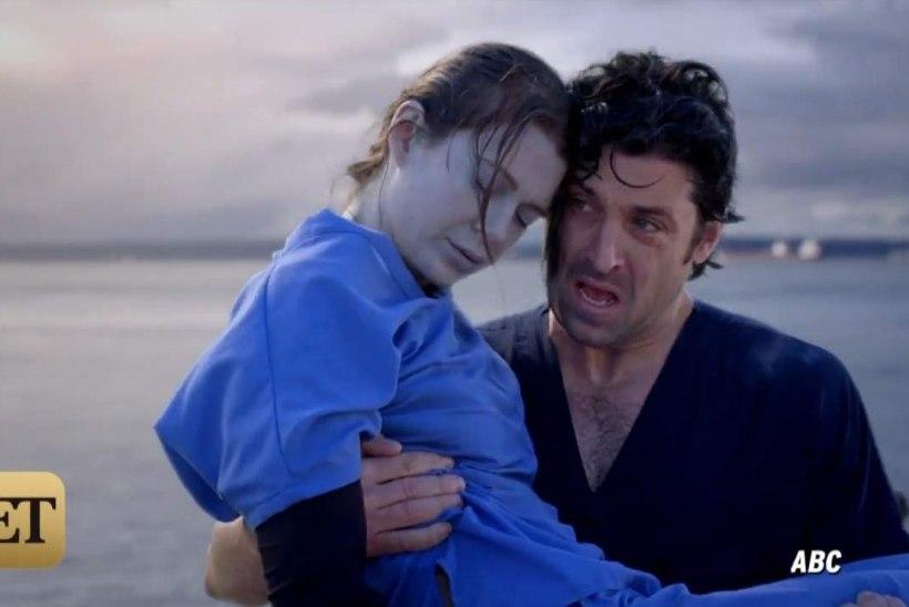 """Dramaatiline haiglasari """"Grey anatoomia"""" – 11 aastat südantlõhestavaid stseene"""
