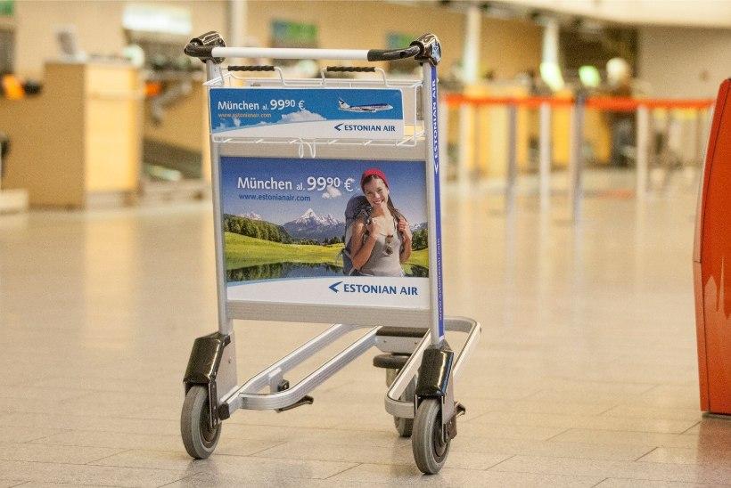 Estonian Airi võlausaldajad otsustasid ettevõtte tegevuse lõpetamise
