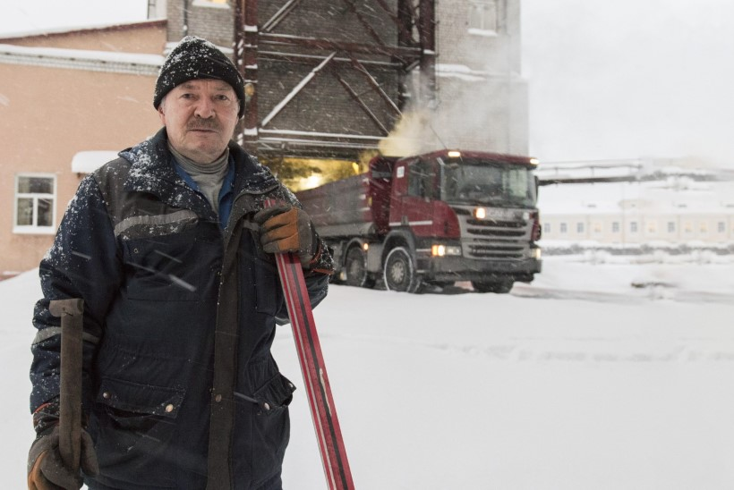 Koondamishirmus tehasetööline Sergei: ma ei tea, mida edasi tegema hakkan
