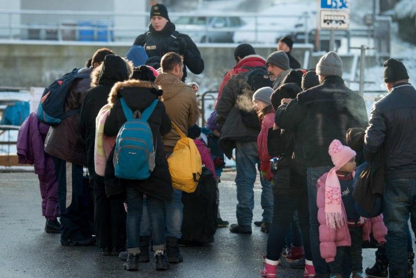 OHTLIK ETTEVÕTMINE: põgenikelaagris rünnati reportereid