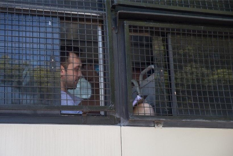 Laevakaitsjate kohtuotsus: kapten loobus süü enda peale võtmisest