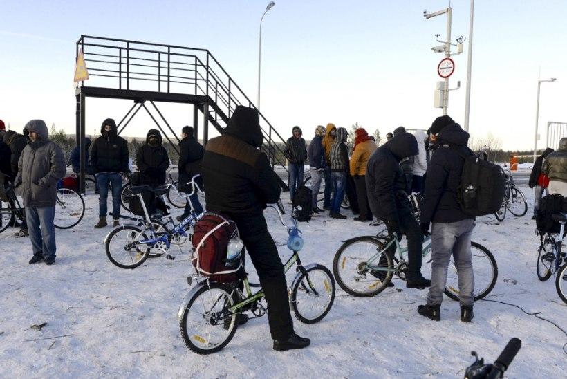 Soome rännanud pagulane külmus autos surnuks