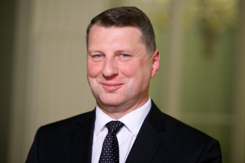 Läti president vajab haiglaravi