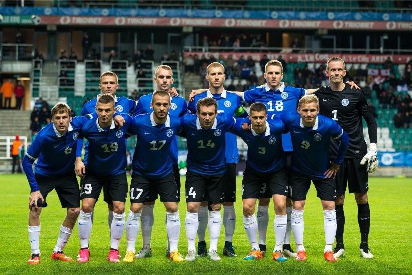 Ott Järvela | Kiitus jalgpalliliidule koondise suurepärase kalendri eest
