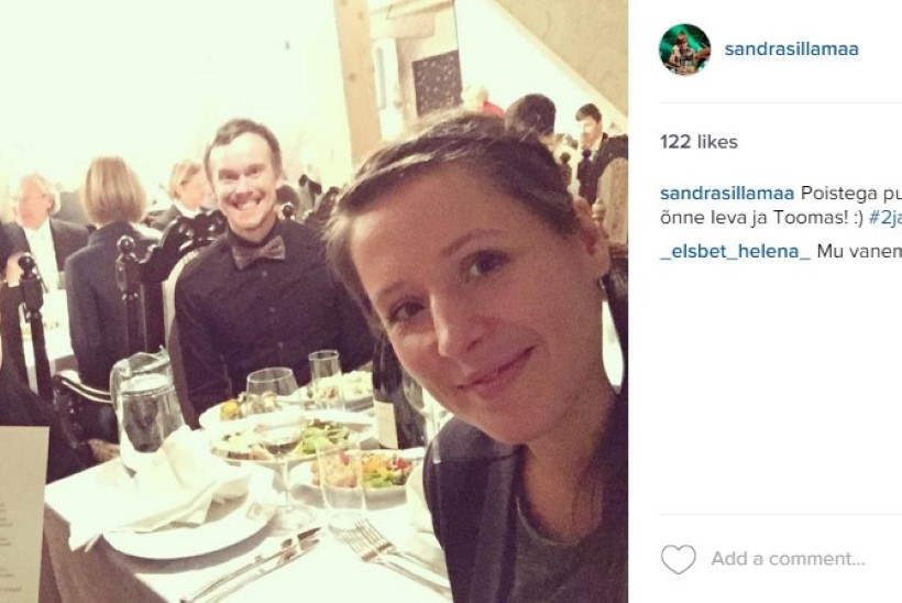 FOTO PULMAPEOLT | Sandra Sillamaa: palju õnne, Ieva ja Toomas!