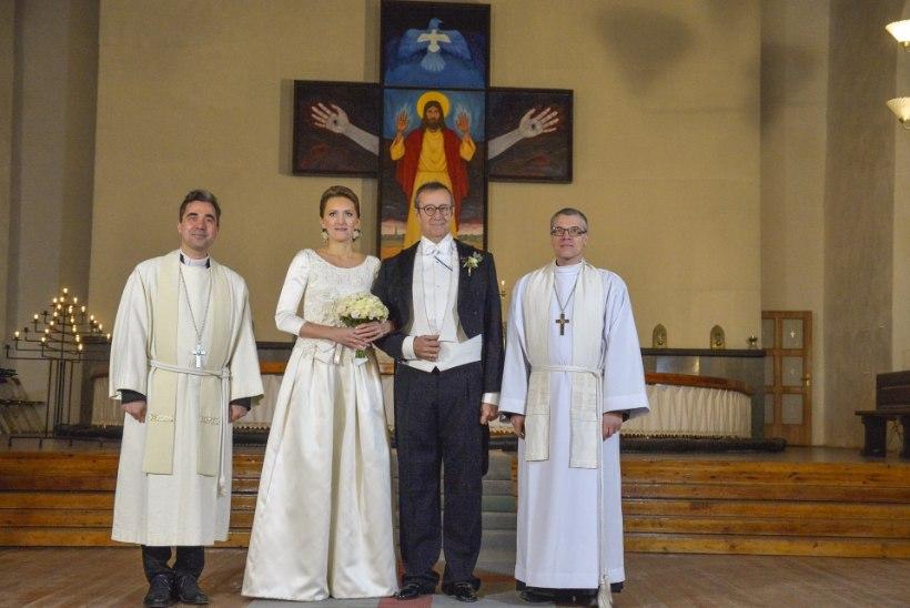 PRESIDENDI KANTSELEI: Toomas Hendrik ja Ieva Ilvesel ei ole ühiseid lapsi, Ieva hakkab esinduskohustusi täitma vajadusel