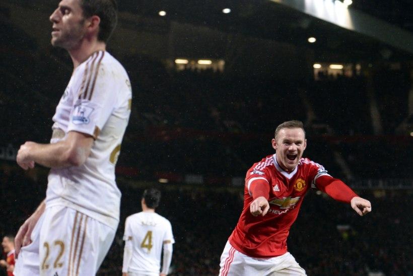 GALERII | Inglismaa jalgpalliõhtu: Manchester United murdis masendava seeria, Arsenal libises Leicesteril eest