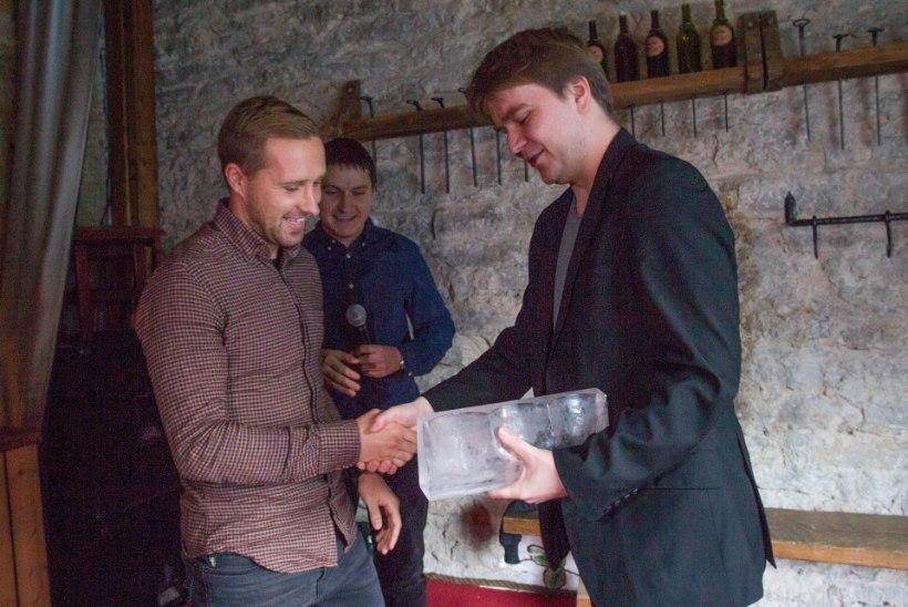 GALERII | Eesti jalgpallikoondise aasta kauneimaks väravaks valiti Sander Puri tabamus Saint Kitts ja Nevise vastu