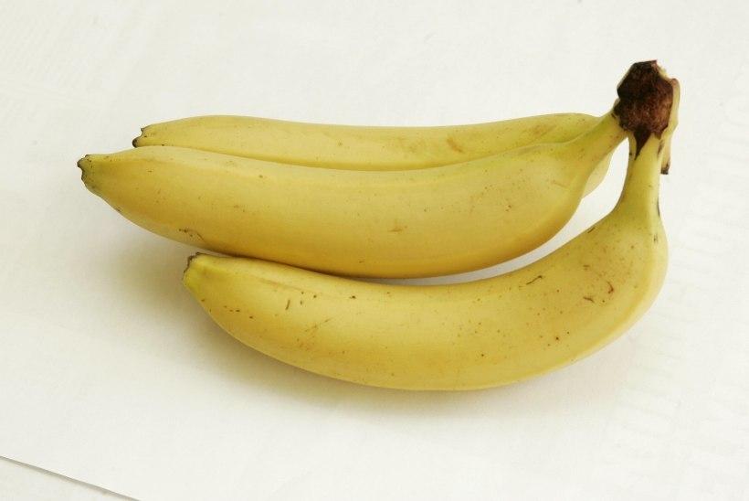Liiklusummikus rooli taga banaani söönud naine sai trahvi