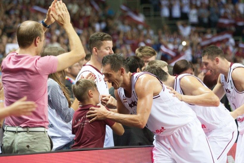 ASI AMETLIK: Läti pääsebki korvpalli OM-valikturniirile!