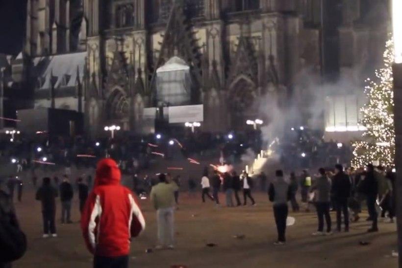 ARHITEKT: moslemid ründasid Kölnis esmalt kirikut ja alles siis naisi