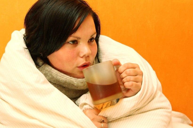 Grippi haigestumine on tõusuteel: eelmisel nädalal vajas kaheksa inimest haiglaravi