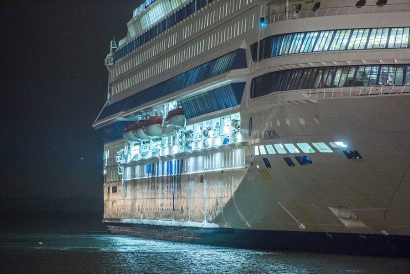 Tallink toob Silja Europa koduvetele tagasi