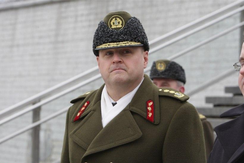 Kaitseministeerium soovib tõsta Riho Terrase palka