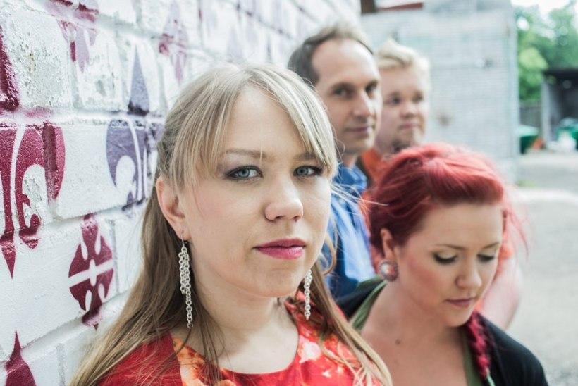 Mari Kalkun nomineeriti esimese eestlasena Soome muusikaauhinnale