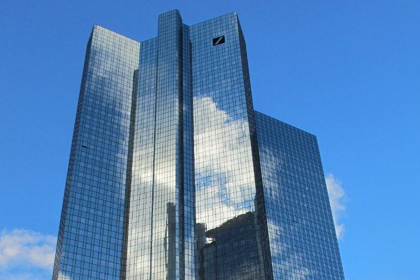 Deutsche Bank näitab megakahjumit