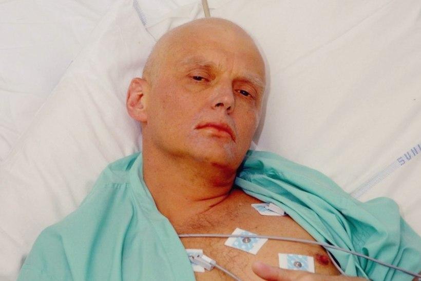 Litvinenko ei jäta ka ligi kümme aastat pärast surma Putinit rahule