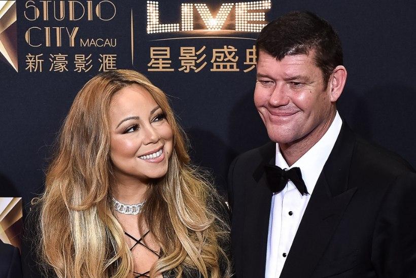 Mariah Carey kihlus miljardäriga