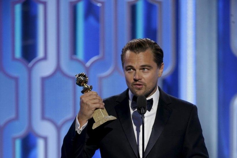 DiCaprio karmid katsumused – toores piisonimaks ja alajahtumine