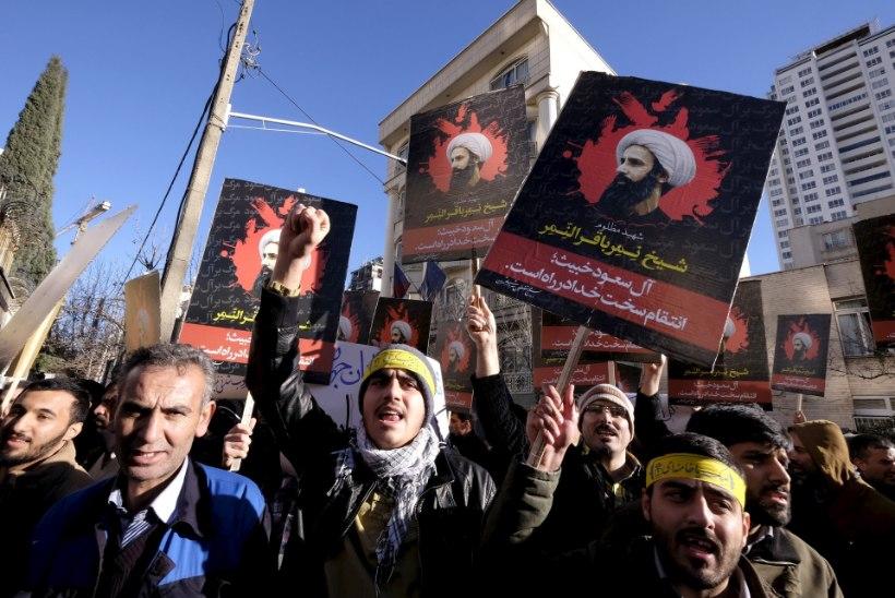 Kas pärslased või saudid söandavad alustada sõda?
