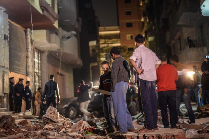 Kairos hukkus pommiplahvatuses vähemalt 9 inimest