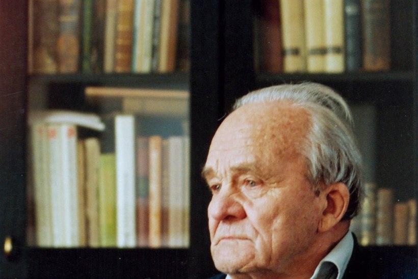 Jüri Aarma Gunnar Aarmast: isa ei olnud mingi nõid