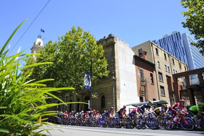 Rein Taaramäe lõpetas Austraalia velotuuri 37. kohaga