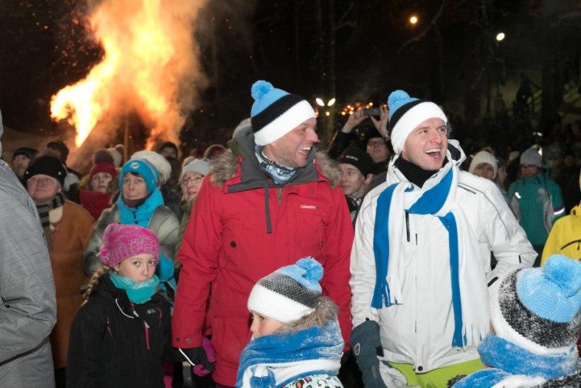 Alen Veziko talvisel öölaulupeol: tundsin, et häälepaelad on jäätunud!